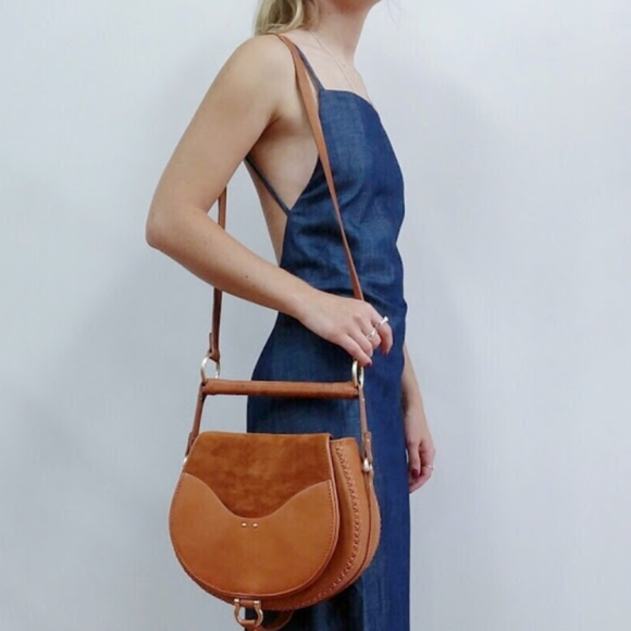 24hr Sale!! NEW Sancia the label Babylon bar bag